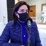 Secretária de Educação de Lajeado, Adriana Vettorello (Foto: Tiago Silva / Arquivo Rádio Independente)