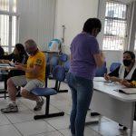 Vacinação – arquivo – Posto Central