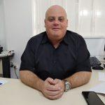 Coordenador do Departamento de Trânsito de Arroio do Meio, Alex Sandro Theves (Foto: Artur Dullius)