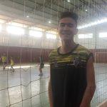 Guilherme Bussularo, de 13 anos, é um dos 30 alunos (Foto: Caroline Silva)