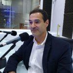 Marco Seferin é doutor em clínica cirúrgica, especialista em cirurgião de cabeça, pescoço e tireoide (Foto: Tiago Silva)