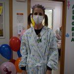 Enfermeira responsável pela UTI Neonatal e idealizadora da ação, Silvana Ruschel Scheid (Foto: Caroline Silva)