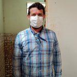 Diretor administrativo do Hospital São Gabriel Arcanjo, Ramon Zuchetti (Foto: Artur Dullius)