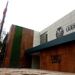 Fachada nova da Prefeitura de Lajeado
