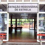 Estação Rodoviária está localizada na Avenida Rio Branco, número 1393, no Bairro Dos Estados, em Estrela (Foto: Gabriela Hautrive)