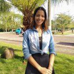 Coordenadora de Cultura de Lajeado, Talita Fracalossi (Foto: Artur Dullius)