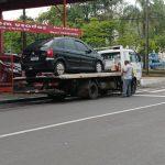 BM de Lajeado flagra oito pessoas dentro de carro e motorista apresentava sintomas de embriaguez
