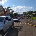 desfile V